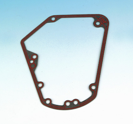James Gaskets James Gasket, Cam Gear Cover, Metal Core with Beading  - 66-8082