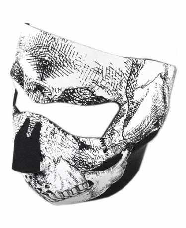 ZANheadgear ZANheadgear Neopren-Gesichtsmaske Skull  - 67-2715