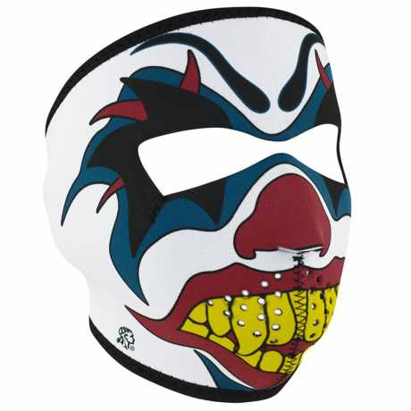 ZANheadgear ZANheadgear Neoprene Face Mask Clown  - 67-2716