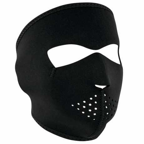 ZANheadgear ZANheadgear Neoprene Face Mask, black  - 67-2717