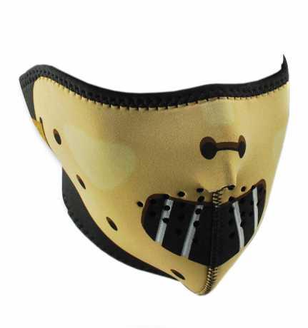 ZANheadgear ZANheadgear Neoprene Half Face Mask Hannibal  - 67-5146