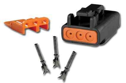 Namz Namz Kit with Terminals & Wedgelock  - 67-0023