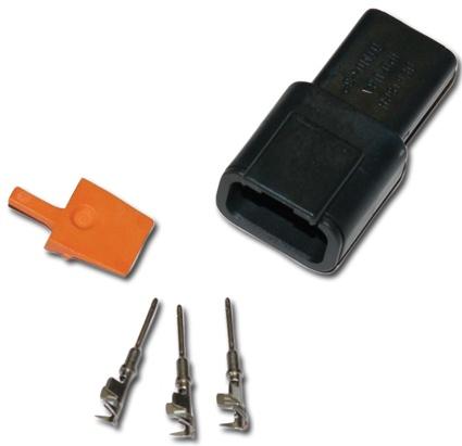 Namz Namz Kit mit Terminals & Wedgelock  - 67-0024