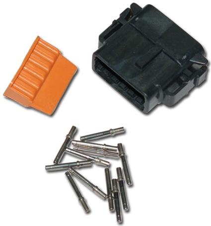 Namz Namz Kit with Terminals & Wedgelock  - 67-0304