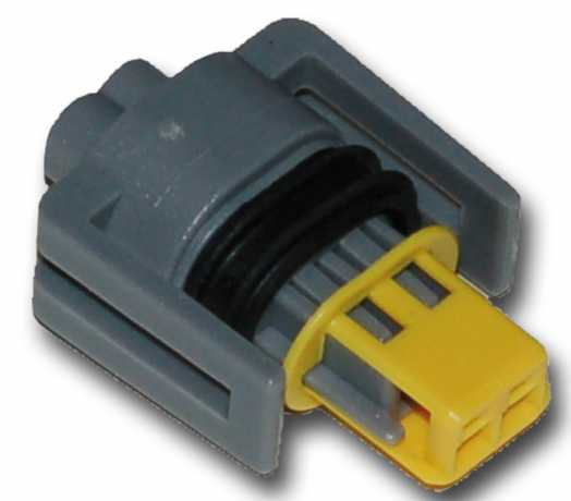 Namz Namz OEM Intake Air Temp Sensor with Terminal & Wire Seals, 06- models.  - 67-0862
