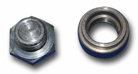 Daytona Twin Tec Plug 18X1.5  for O2 Sensor Bung  - 67-2535