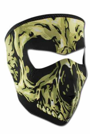 ZANheadgear ZANheadgear Neopren-Gesichtsmaske Skelett  - 67-5142