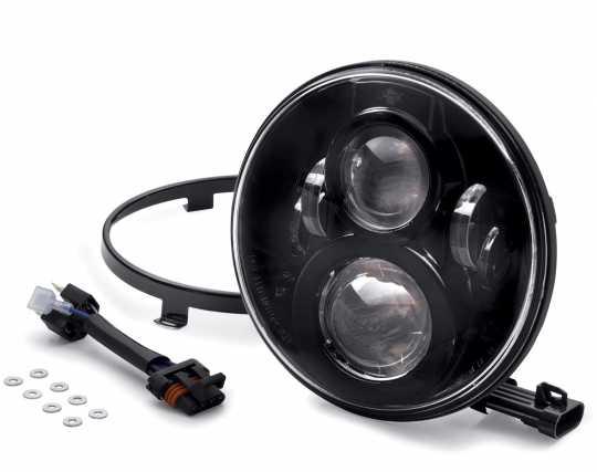 """Harley-Davidson Daymaker 7"""" Projector LED Scheinwerfer schwarz  - 67700267"""