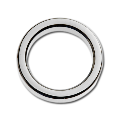 "Custom Chrome Instrumenten Zier-Ring 2"" Billet smooth chrom  - 67-7699"