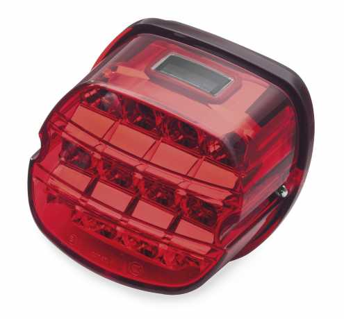 Harley-Davidson Layback LED Tail Lamp red  - 67800355