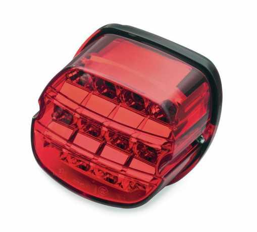 Harley-Davidson Layback LED Tail Lamp - Red  - 67800357