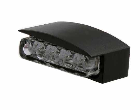 Shin Yo Shin Yo LED License Plate Light, black anodized  - 68-1351