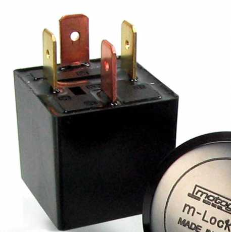 Motogadget Motogadget mo.Lock Relais 12V 40A  - 68-2348