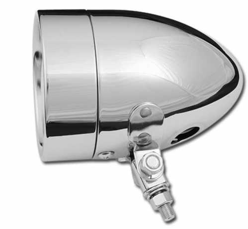 "Custom Chrome CCE 4"" Headlight with Parking Light  - 68-2783"