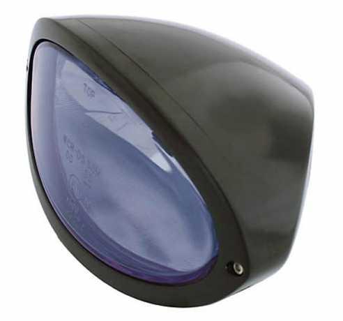 Highsider Highsider Iowa Hauptscheinwerfer schwarz, blau  - 68-4958