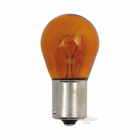 Custom Chrome Replacement Bulb, Amber (10)  - 68-8017