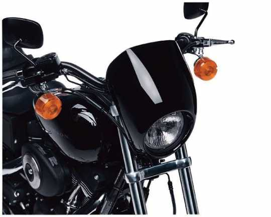 Harley-Davidson Headlamp Visor Kit - Primed  - 68129-97