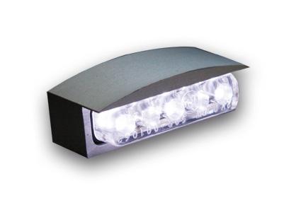 Shin Yo Shin Yo Mini LED Kennzeichenbeleuchtung schwarz  - 68-1351