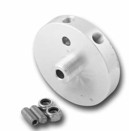 CPV Parts CPV Alu backing plate for remote oilfilter  - 68-3448