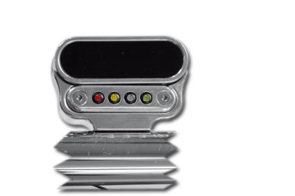 Pistor Pistor handlebar top clamp  - 68-3550V