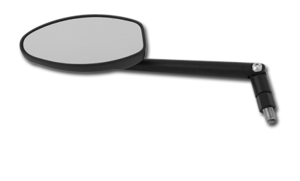 Shin Yo Mirror Ferrara oval black