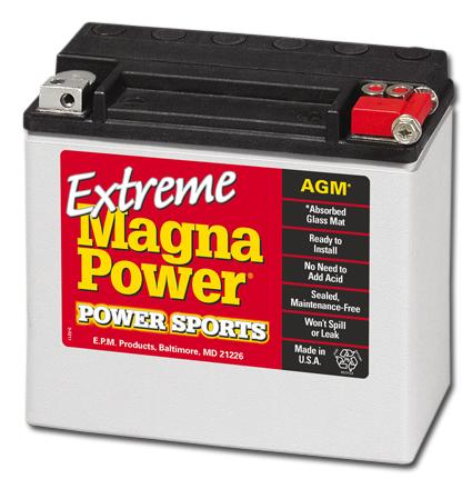 Magna Power Magna Power ETX14 Batterie  - 68-5624