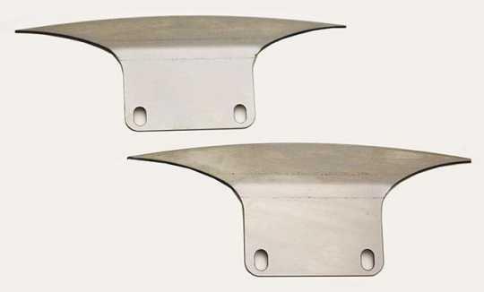 TXT Customparts TXT Side Plates Front Fender  - 68-5409