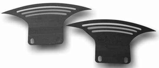 TXT Customparts TXT Side Plates, Front Fender  Cut Out  - 68-5416