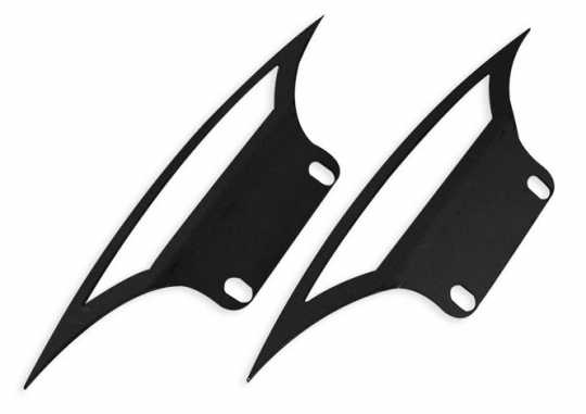 TXT Customparts TXT Side Plates, Front Fender  Cut Out  - 68-5422