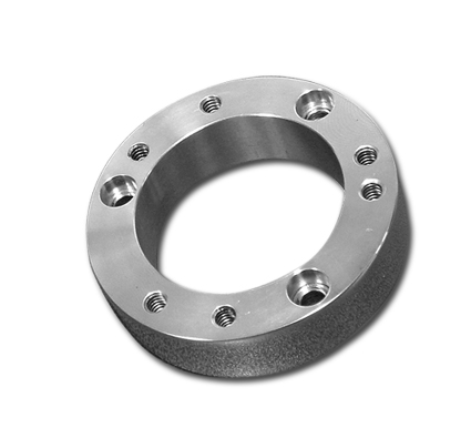 Pistor Pistor Hyper-Force Spacer 20 mm Alu poliert  - 68-6656