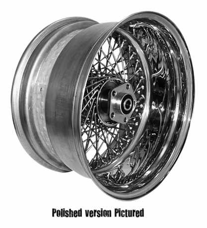 TTS Wheels TTS Front Wheel 21X2.15  40-Spoke S/F black  - 68-7674