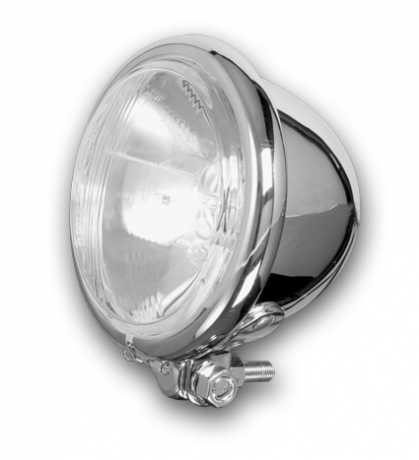 "Headlight Bates Style 5.5"" chrome  - 68-8020"