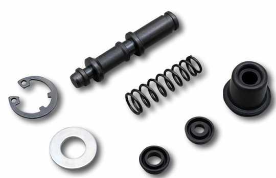 Daytona Japan Front Master Cylinder Rebuild Kit, single disc brakes, 11mm bore  - 68-8281