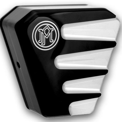 Performance Machine PM Scallop Horn Cover contrast cut  - 68-8622