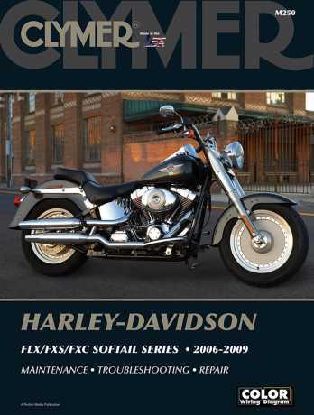 Clymer Clymer Book HD M250  - 68-90389