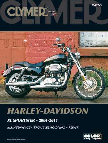 Clymer Clymer Book HD M427  - 68-90427