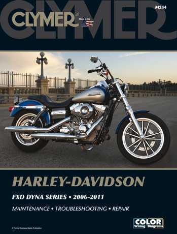Clymer Clymer Book HD M254  - 68-90431
