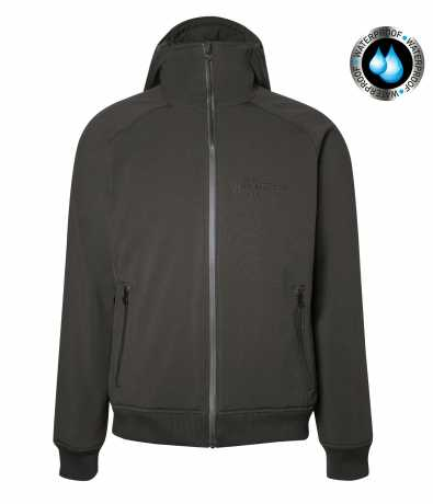 john doe softshell kevlar hoodie im thunderbike shop. Black Bedroom Furniture Sets. Home Design Ideas