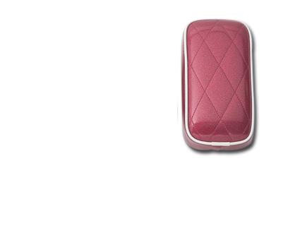 Le Pera Le Pera Sozius Pad Red Metal Flake  - 69-6431