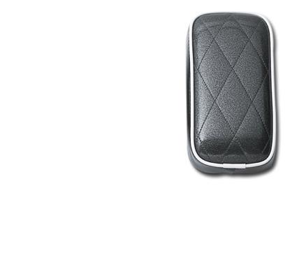 Le Pera Le Pera Pillon Pad Black Metal Flake L-102 BLACK  - 69-6435