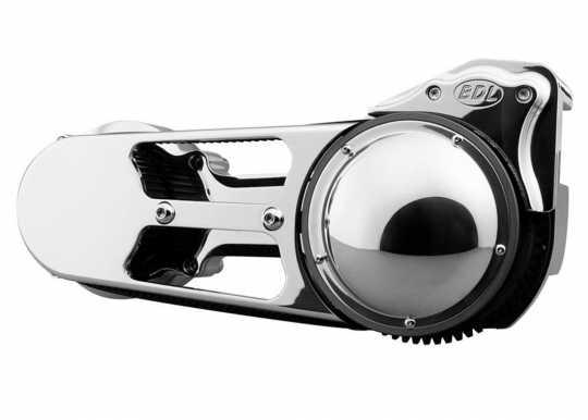 """BDL BDL 2"""" Zahnriemenantrieb mit Motorplatte poliert  - 69-7130"""