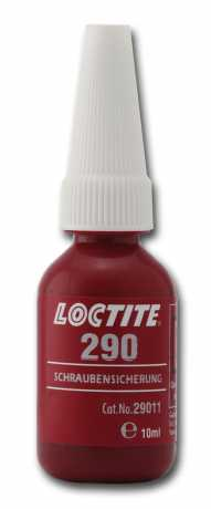 Loctite Loctite 290 Penetrating Threadlocker, medium, 10ml  - 69-0063
