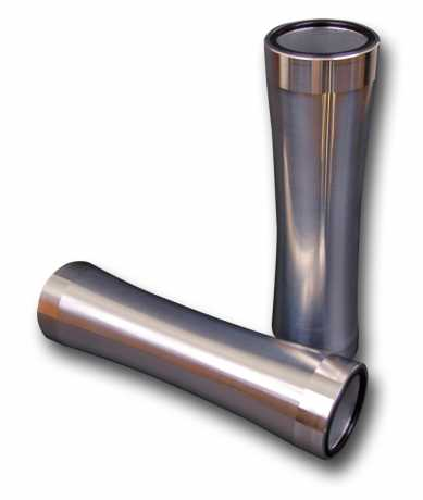 Flywheel Design Flywheel Design Gabelcover Curved alu roh  - 69-0850