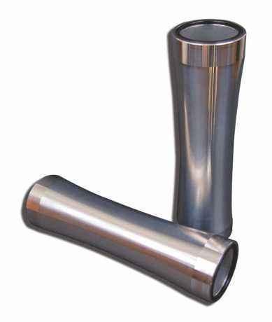 Flywheel Design Flywheel Design Gabelcover Curved alu roh  - 69-0853