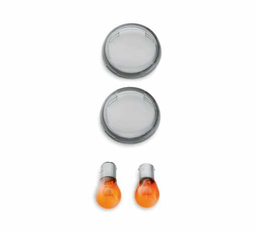 Bullet Turn Signal Lens Kit smoked