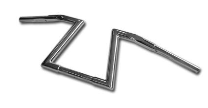 """Fehling Fehling Z-Bar High Lenker 1.25"""" / 23 cm x 90cm  - 69-6262"""