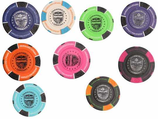 H-D Motorclothes Harley-Davidson Poker Chip  - 69702V