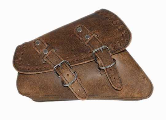 LaRosa LaRosa Solo Side bag brown  - 69-7382