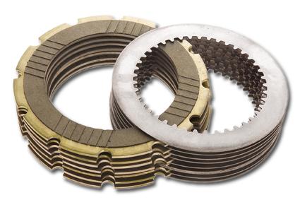 Alto Alto Clutch/Friction Plate Kit  - 69-9608