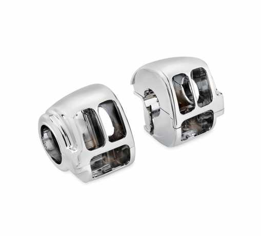 Switch Housing Kit, chrome